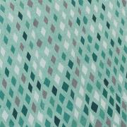 Enxoval King com Edredom 5 peças 150 fios - Walter Azul - Dui Design