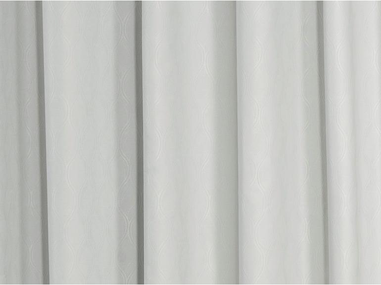 Cortina Blackout Fosco 2,30m de Altura para Varão entre 3,00m e 4,00m de Largura - Wave - Dui Design