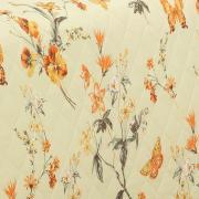 Enxoval Casal com Cobre-leito 7 peças Percal 180 fios - Yarin Marfim - Dui Design
