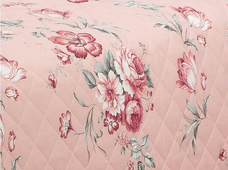 Enxoval Solteiro com Cobre-leito 5 peças Percal 180 fios - Iohana Rosa - Dui Design